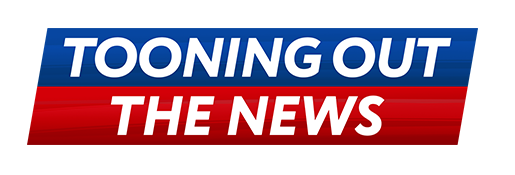 Tooning Out the News logo